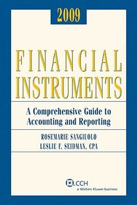 Financial Instruments 2009