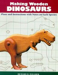 Making Wooden Dinosaurs