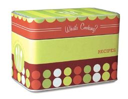 What's Cooking Recipe Box