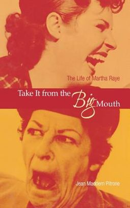 Take It from the Big Mouth