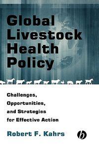 Global Livestock Health Policy