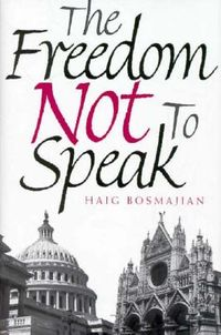 The Freedom Not to Speak