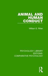 Animal and Human Conduct