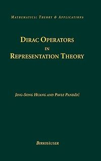 Dirac Operators in Representation Theory