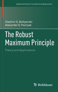 The Robust Maximum Principle