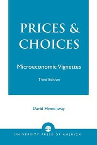 Prices & Choices