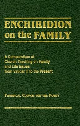Enchiridion on the Family