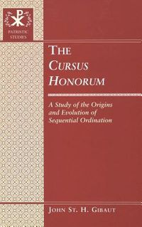 The Cursus Honorum