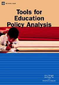 Tools for Education Policy Analysis