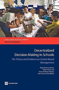 Decentralized Decision-Making in Schools