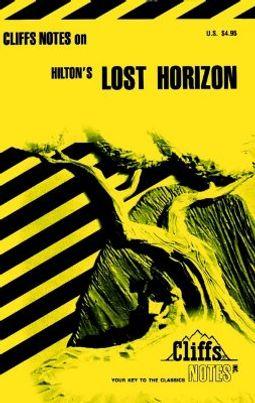 Cliffsnotes Lost Horizon