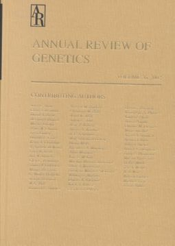 Annual Review of Genetics