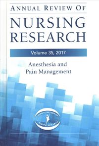 Annual Review Of Nursing Research 2017