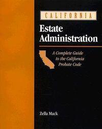 California Estate Administration