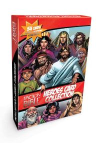 The Action Bible Heroes Card Collection