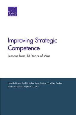 Improving Strategic Competence