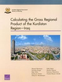 Calculating the Gross Regional Product of the Kurdistan Region - Iraq