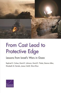 From Cast Lead to Protective Edge