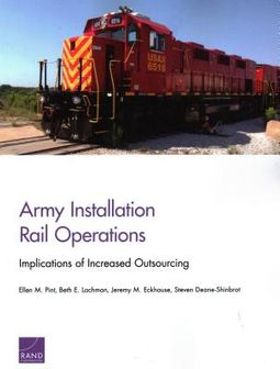 Army Installation Rail Operations