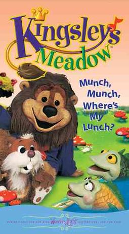 Munch, Munch, Where's My Lunch?