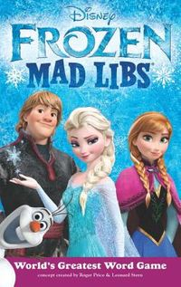 Disney Frozen Mad Libs