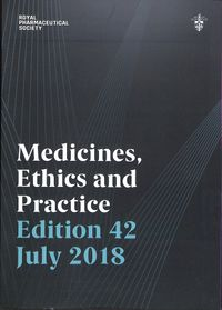 Medicines, Ethics and Practice July 2018