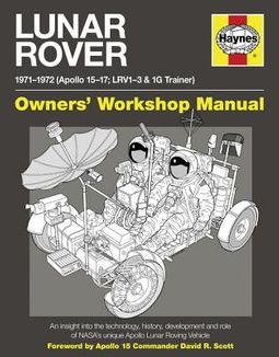 Haynes Lunar Rover 1971-1972 Owners' Workshop Manual