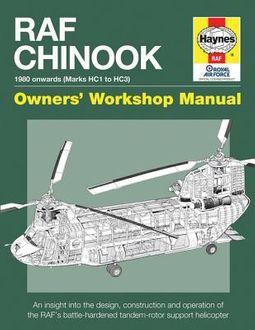 Raf Chinook Owners Workshop Manual