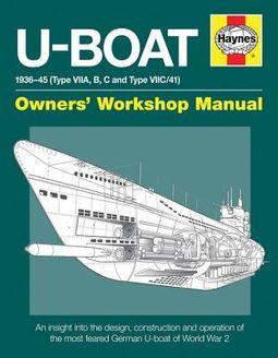 U-boat Owners Workshop Manual