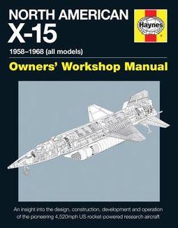 Haynes North American X-15 Owner's Workshop Manual