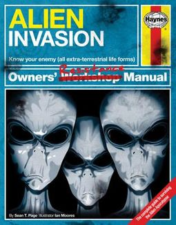 Alien Invasion Owners Resistance Manual