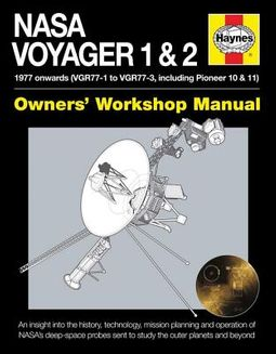 Haynes Nasa Voyager 1 & 2 Owners' Workshop Manual