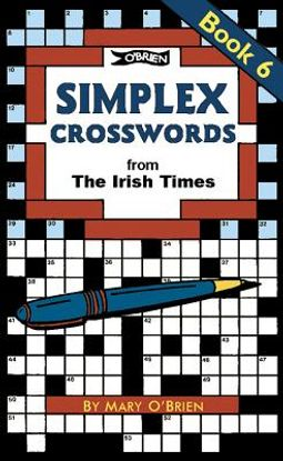 Simplex Crosswords, Book 6