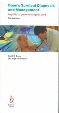 Surgical Diagnosis and Management