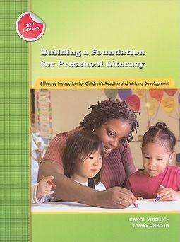Building a Foundation for Preschool Literacy