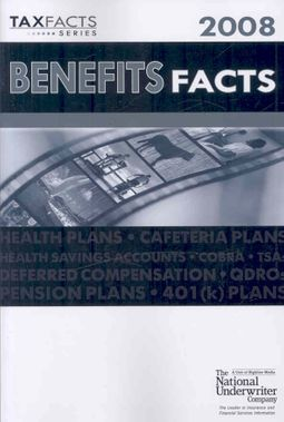 Benefits Facts 2008