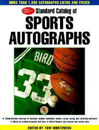 Standard Catalog of Sports Autographs 2001