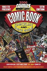 2006 Comic Book Checklist & Price Guide