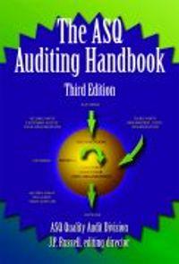 The Asq Auditing Handbook