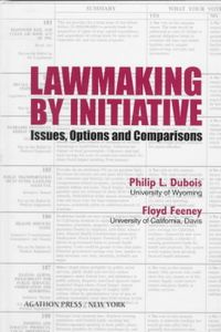Lawmaking by Initiative