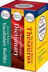 Merriam-Webster's Everyday Language Reference Set