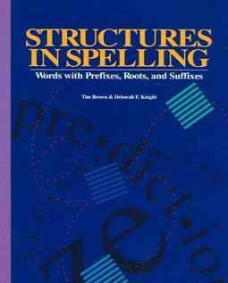Structures in Spelling