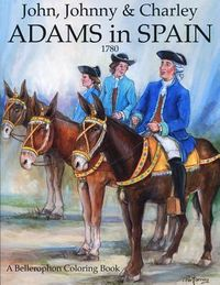 John, Johnny & Charley Adams in Spain