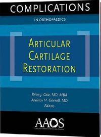 Articular Cartilage Restoration