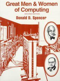 Great Men and Women of Computing