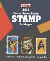 Scott U.S. Pocket Stamp Catalogue 2018