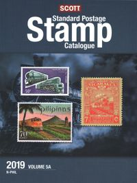 Scott Standard Postage Stamp Catalogue 2019