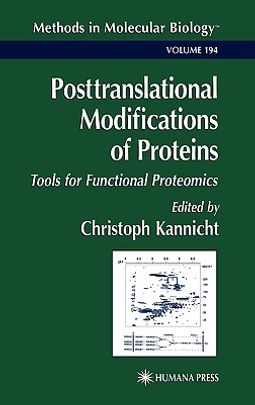 Posttranslational Modifications of Proteins