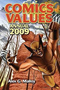 Comic Values Annual 2009