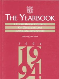 The Yearbook of the Royal College of Obstetricians and Gynaecologists